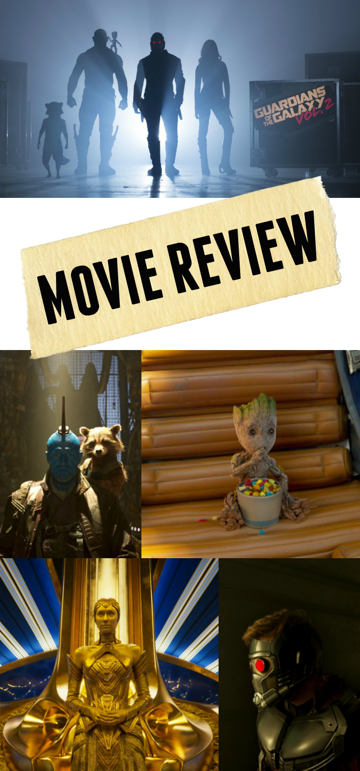 GOTGVol2 Movie review