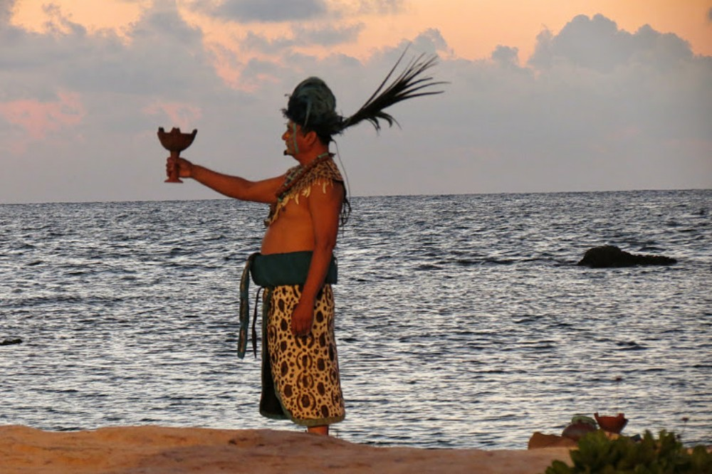 Sacred Mayan Journey Xcaret.