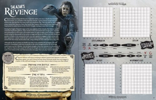 Pirates of the Caribbean: Dead Men Tell No Tales Activity sheets, free, download