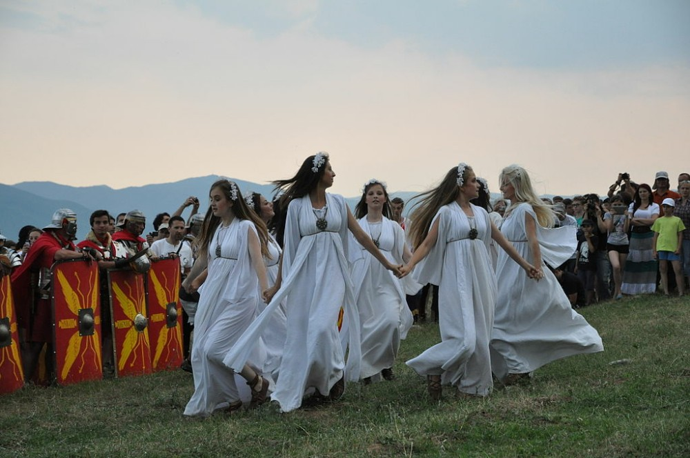 Folklore festivals in Europe