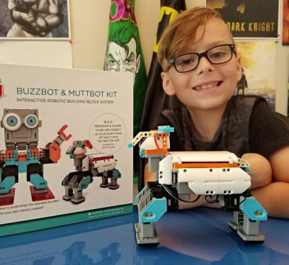 Jimu Robot, Kid friendly, Gauge Rybak
