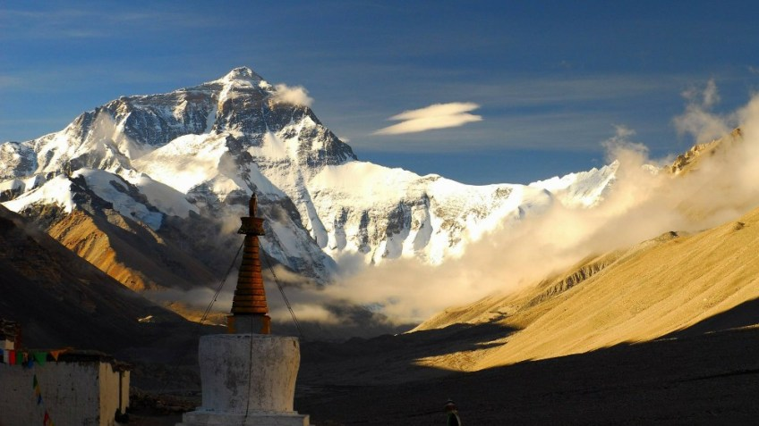 Everest, attractions in Shigatse
