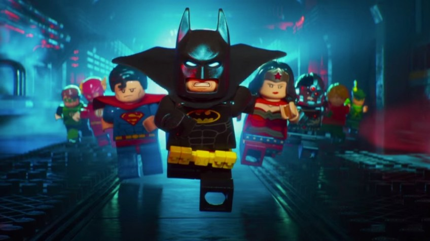 The LEGO Batman Movie Blu-ray Release - Kids and Parents Get Geeky