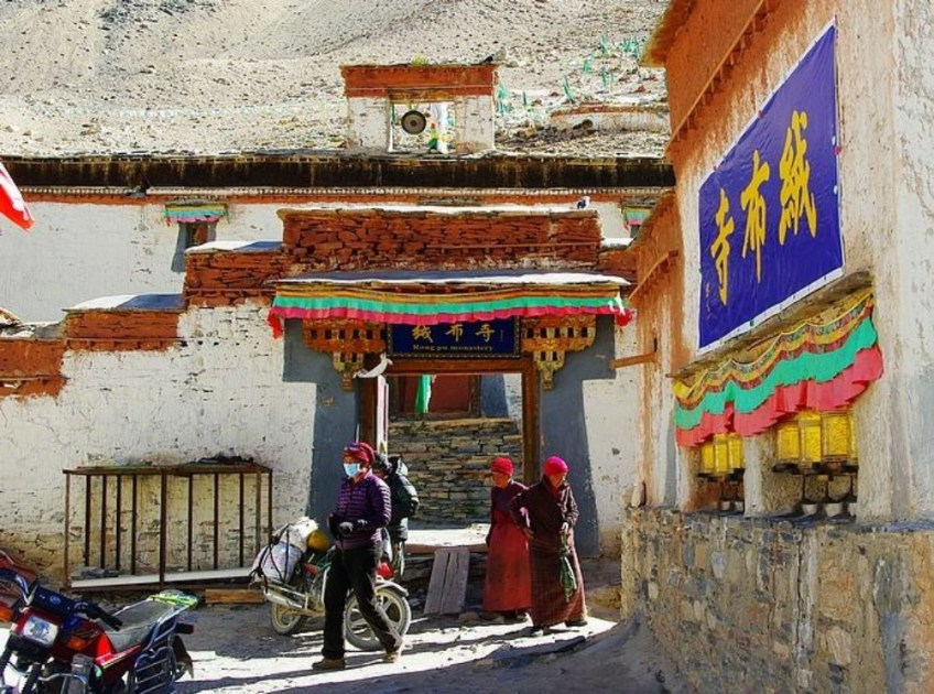 attractions in Shigatse, Rongbuk