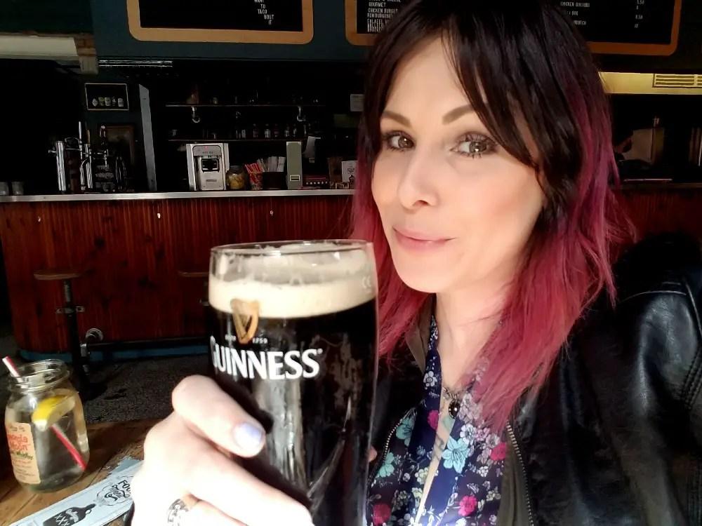 Bootleggers Belfast, Christa Thompson