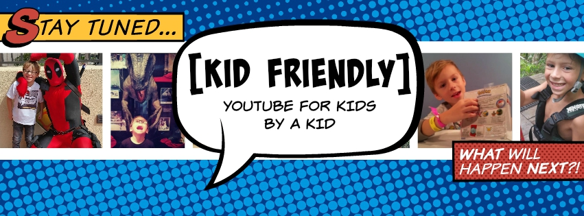 Kid Friendly on YouTube