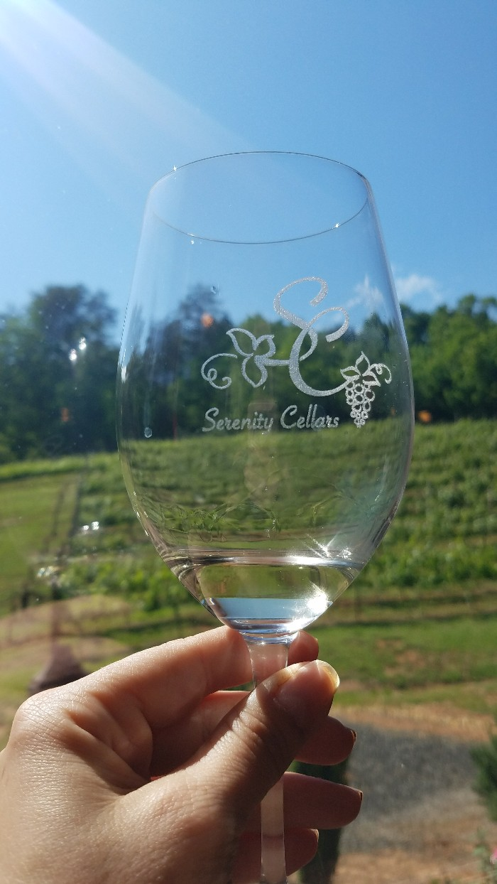 North Georgia Wine Country, Serenity Vineyards
