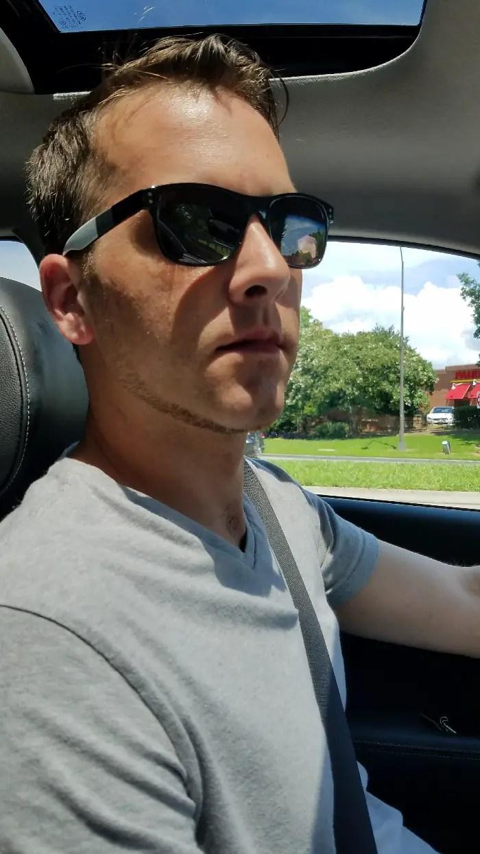 prescription sunglasses, sean overstreet