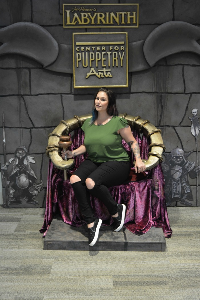Geeky things to do in Atlanta, Center for Puppetry Arts, christa Thompson
