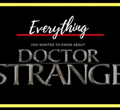 Doctor Strange, marvel, Dr. Strange