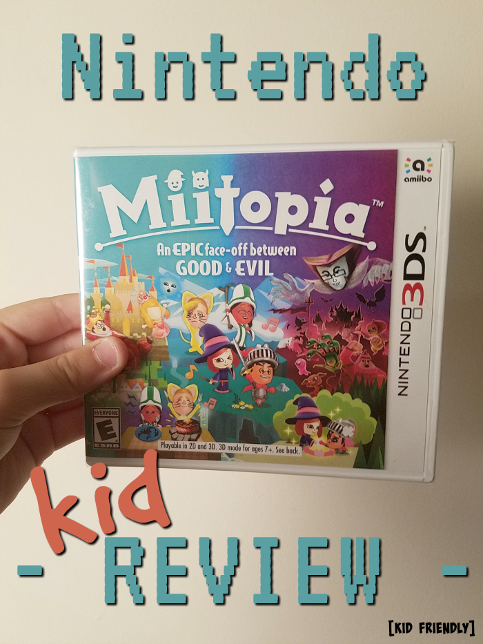 Nintendo Miitopia Review