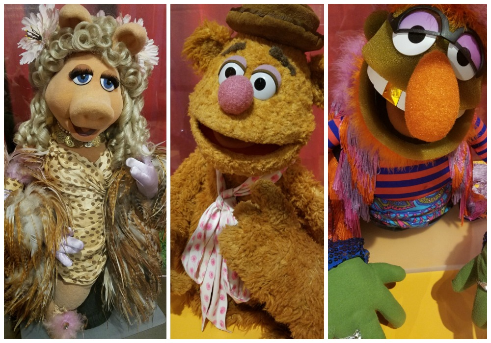Geeky things to do in Atlanta, Center for Puppetry Arts, Miss Piggy
