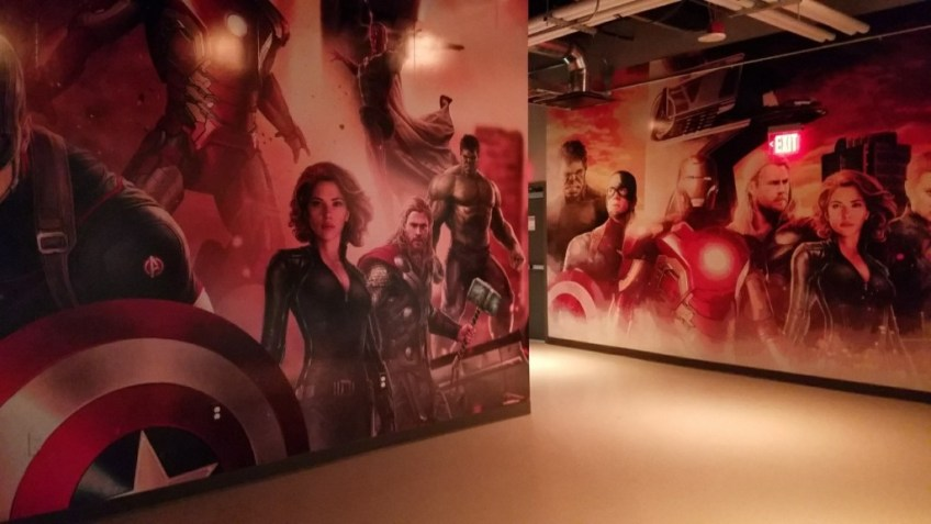 Marvel Avengers STATION Las Vegas review