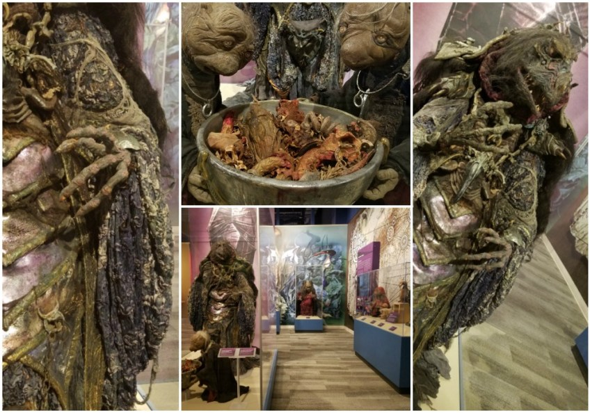 Geeky things to do in Atlanta, Center for Puppetry Arts, The Dark Crystal