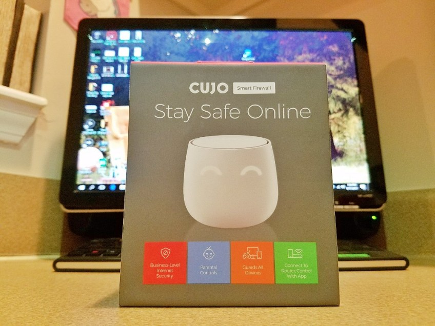 CUJU Smart Firewall