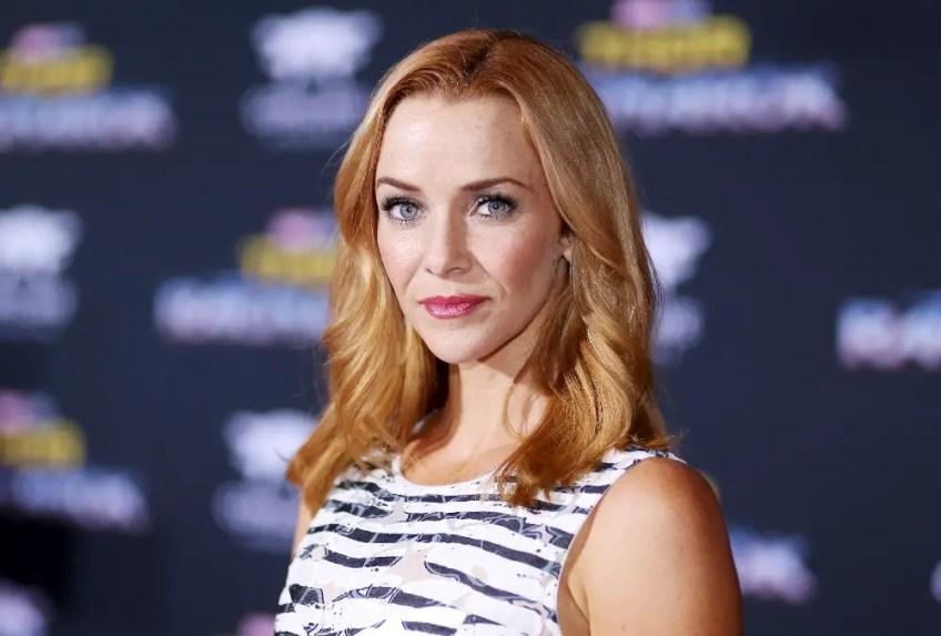 Thor: Ragnarok LA Premiere, Annie Wersching