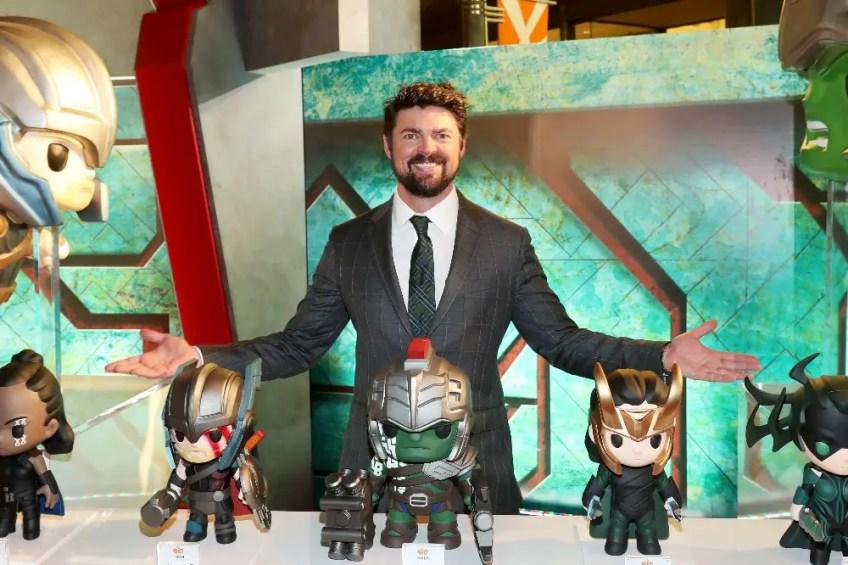 Thor: Ragnarok LA Premiere, Karl Urban
