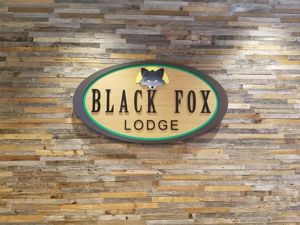 Pigeon Forge, Black Fox Lodge