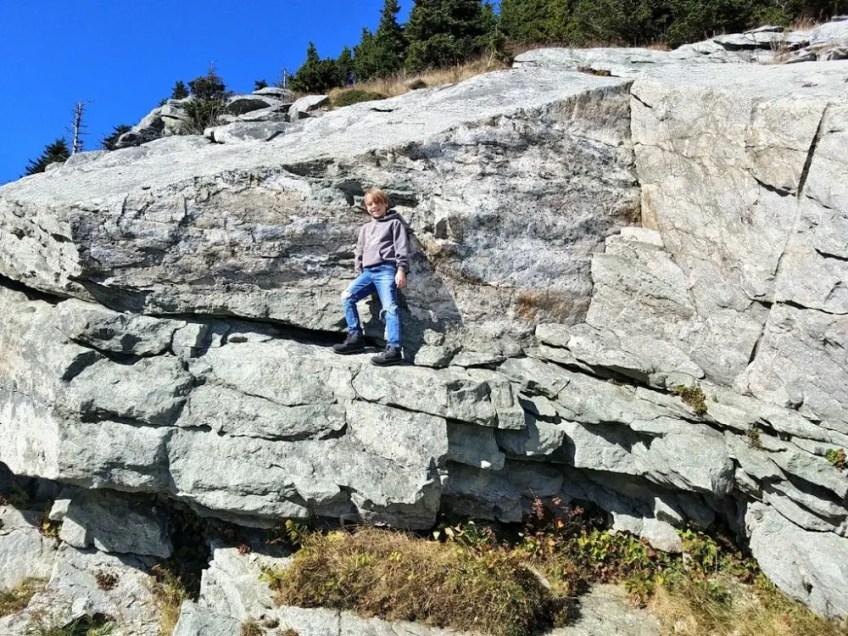 Grandfather Mountain, Kia Niro