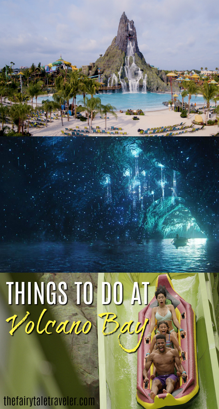 Things to do at Volcano Bay