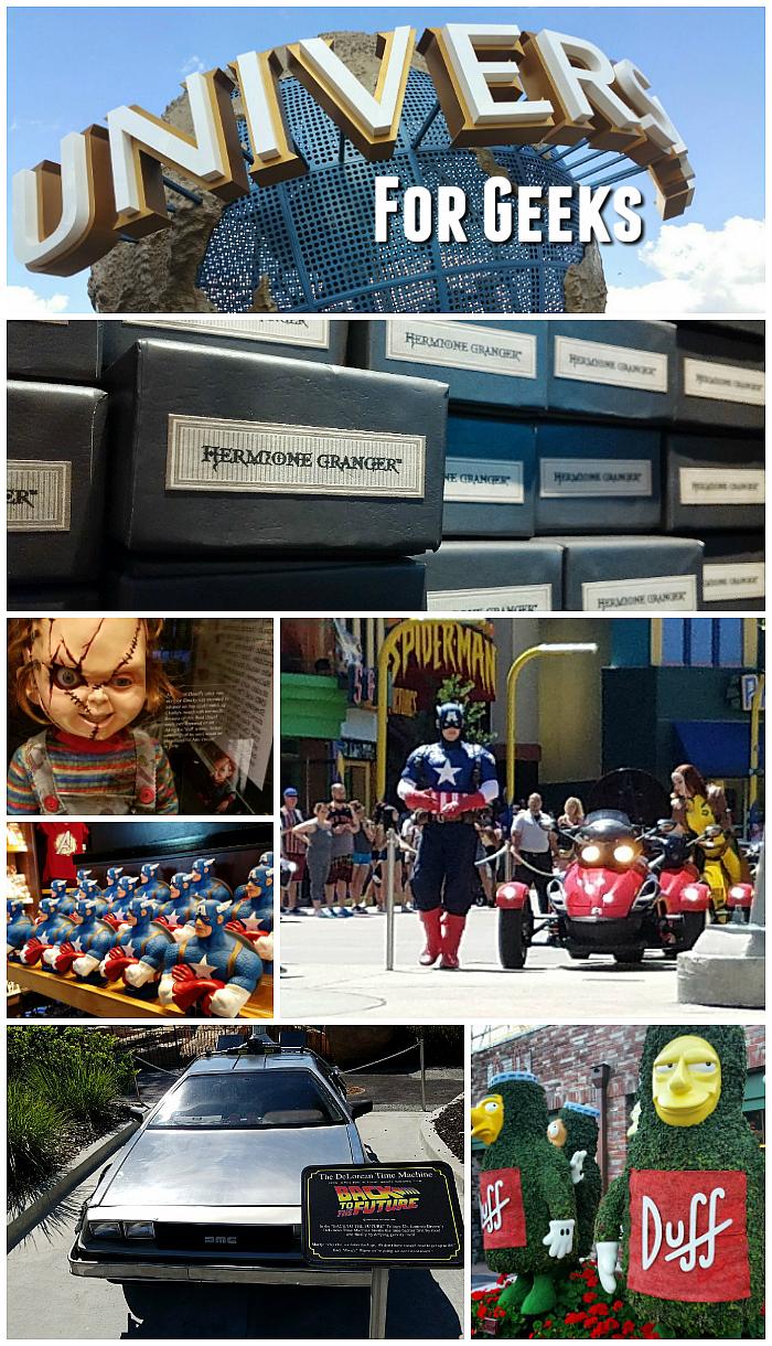 Universal Orlando Resort for Geeks