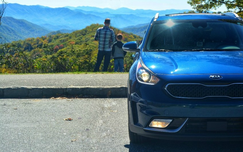 Smoky Mountains, kia niro