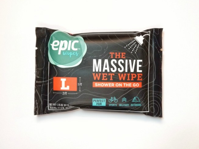 Epic Wipes, Best things to pack for travel