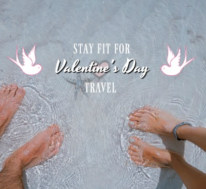 _stay fit on trips