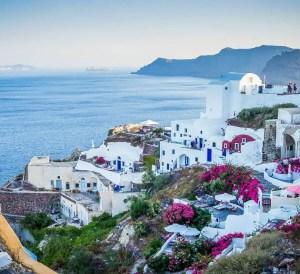 Santorini Greece, things to do, villas in Mykonos, sailboat charter in Greece
