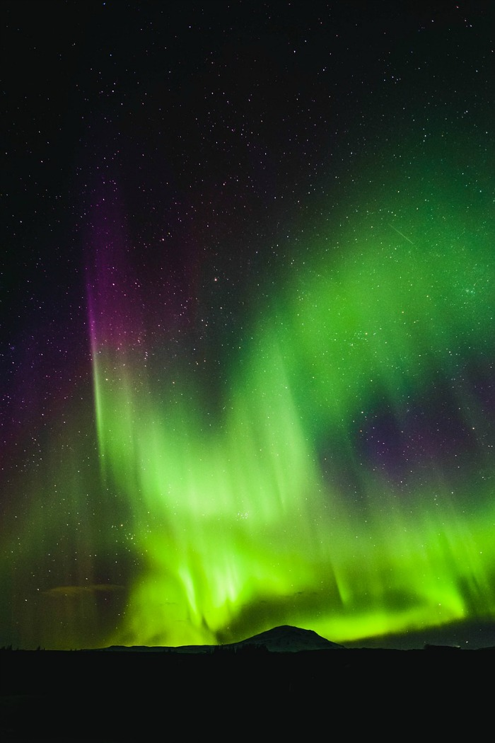 Iceland, Northern lights, best places to propose