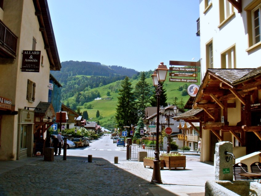 best mountain villages