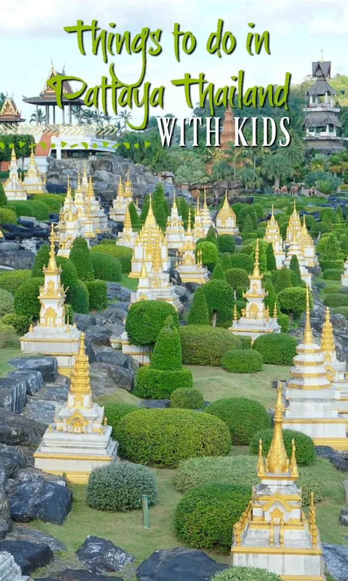 pattaya thailand with kids