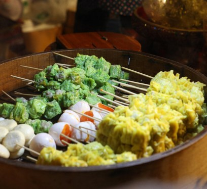 what kind of food can kids eat in asia, southeast Asia on a budget