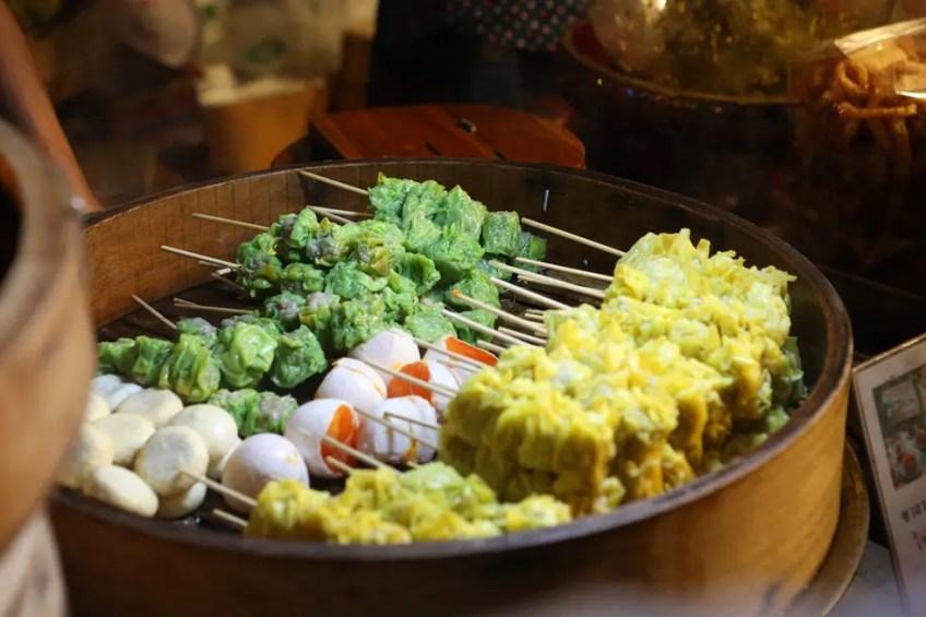 1 asian street food