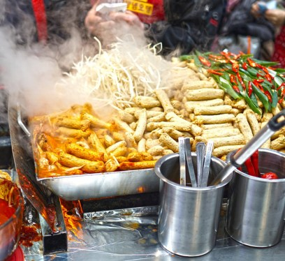 what kind of food can kids eat in asia