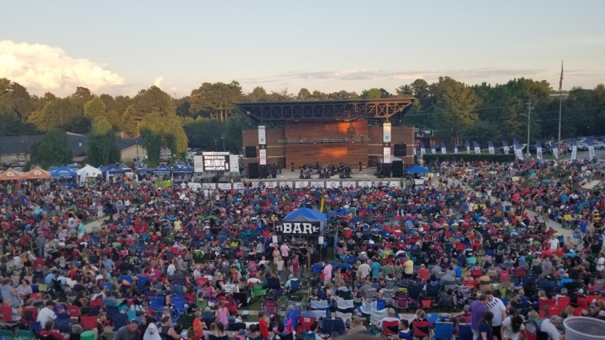 Woodstock Summer Concert Series