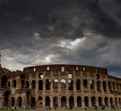 visit the colosseum, creepy places in Italy