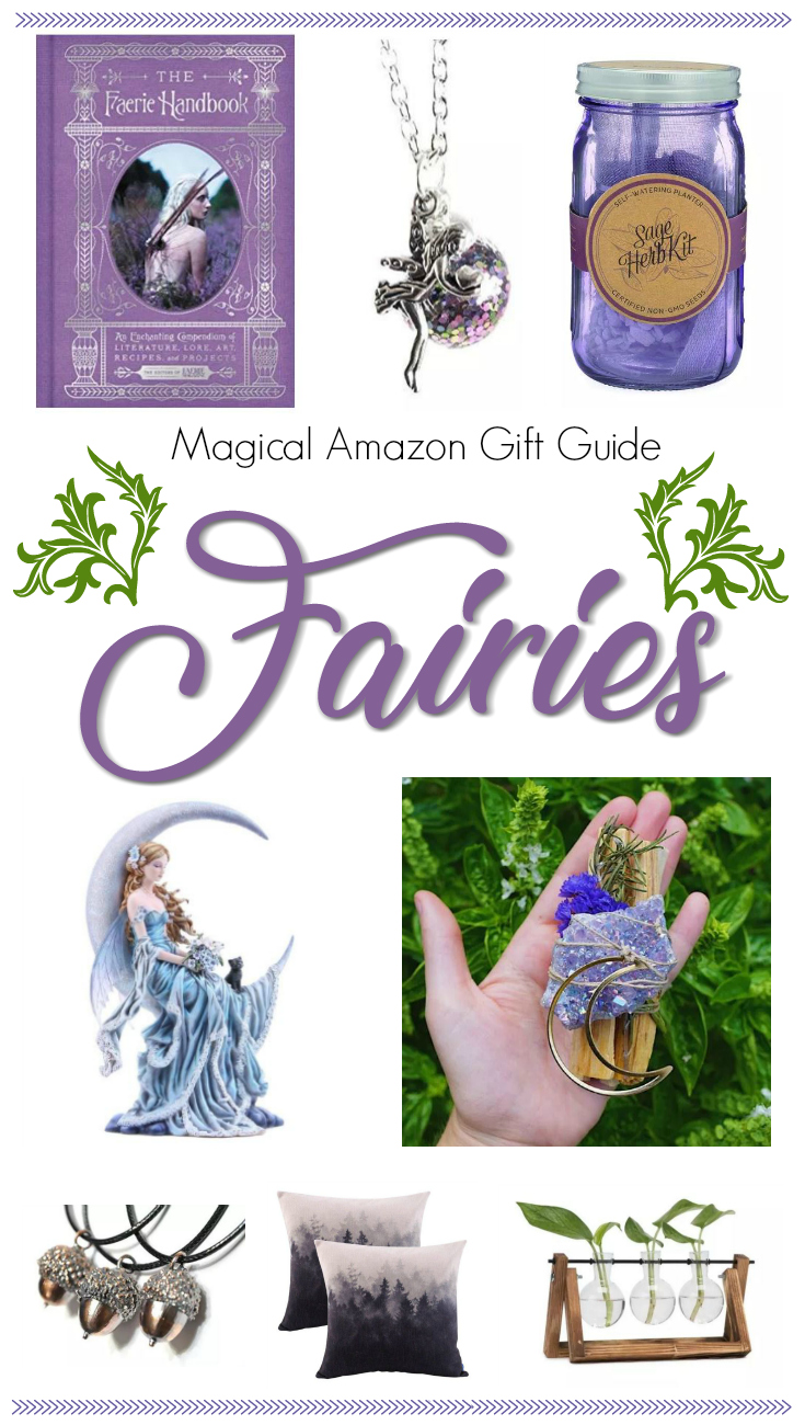 Fairy Gift Guide Fairy Gifts
