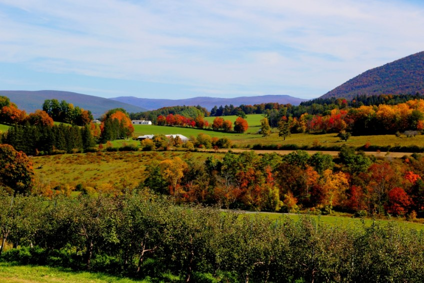 Some of the best places to visit in the fall