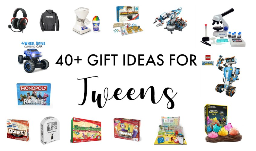 Gift Guide for Tweens, Gift Ideas for Tweens