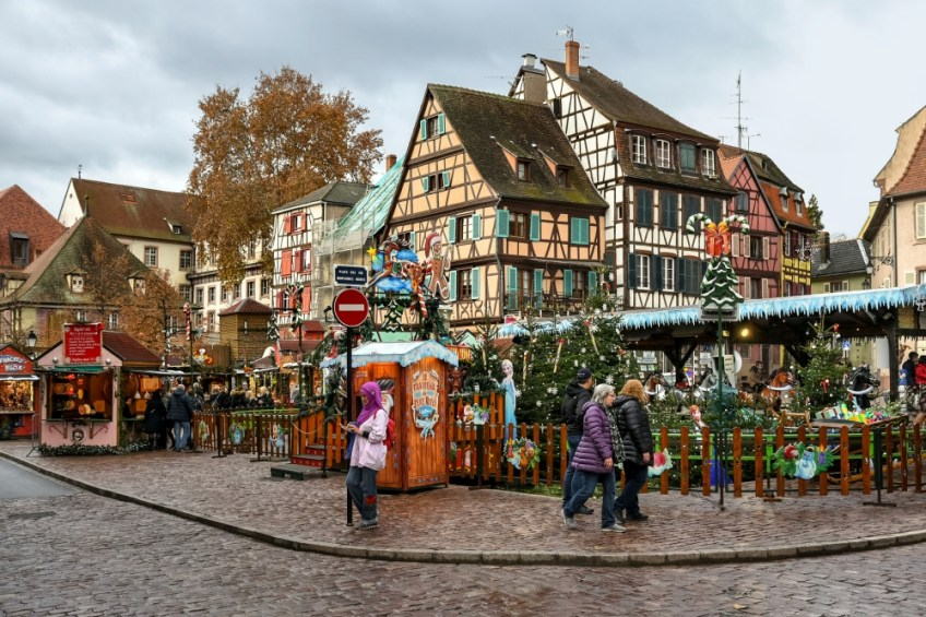 Best places to travel in December, Colmar