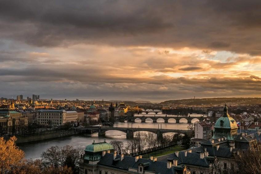 Prague Places in Europe