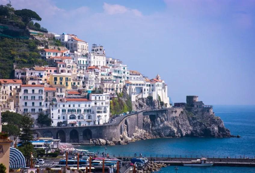 italian destinations, amalfi coast