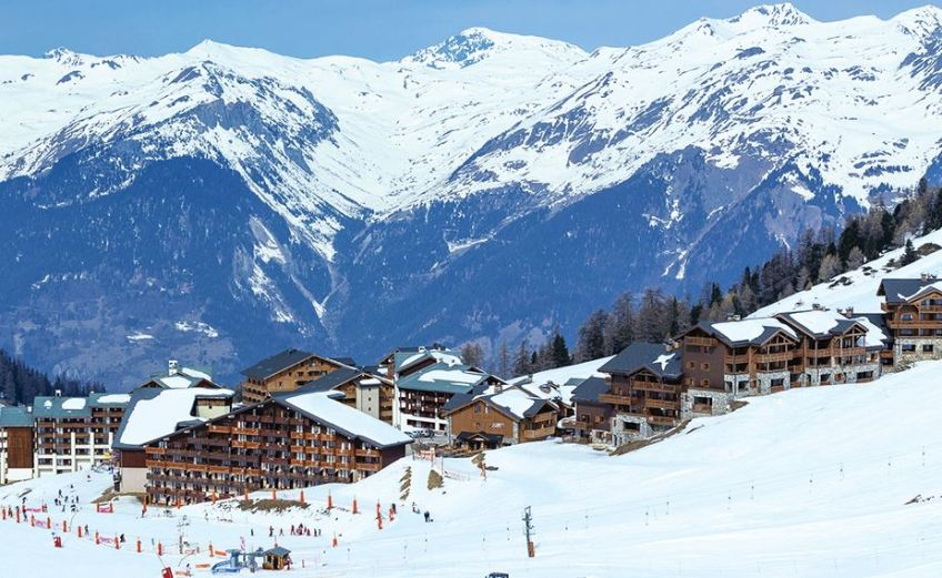 Best places to travel in December, family ski holidays
