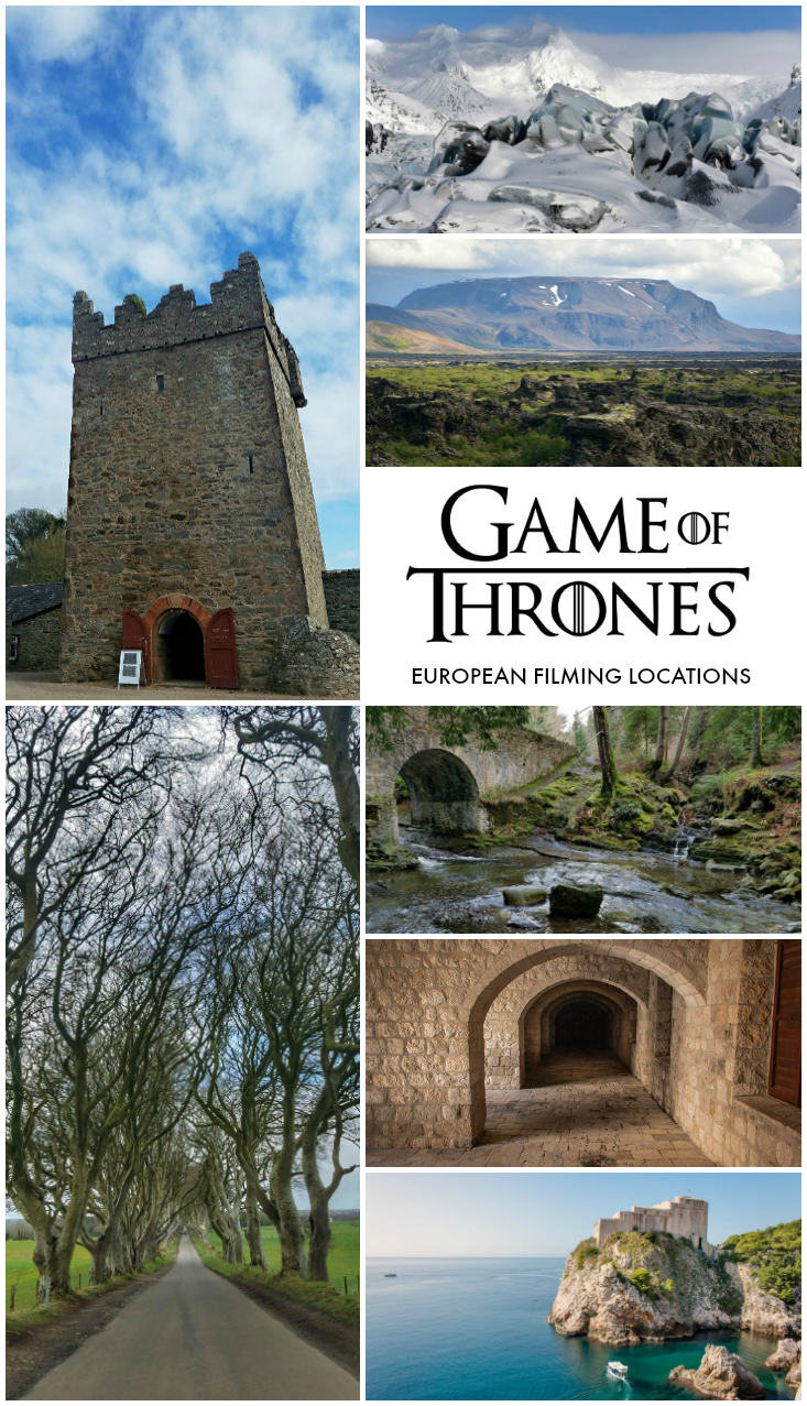 Game of Thrones filming locations in Europe