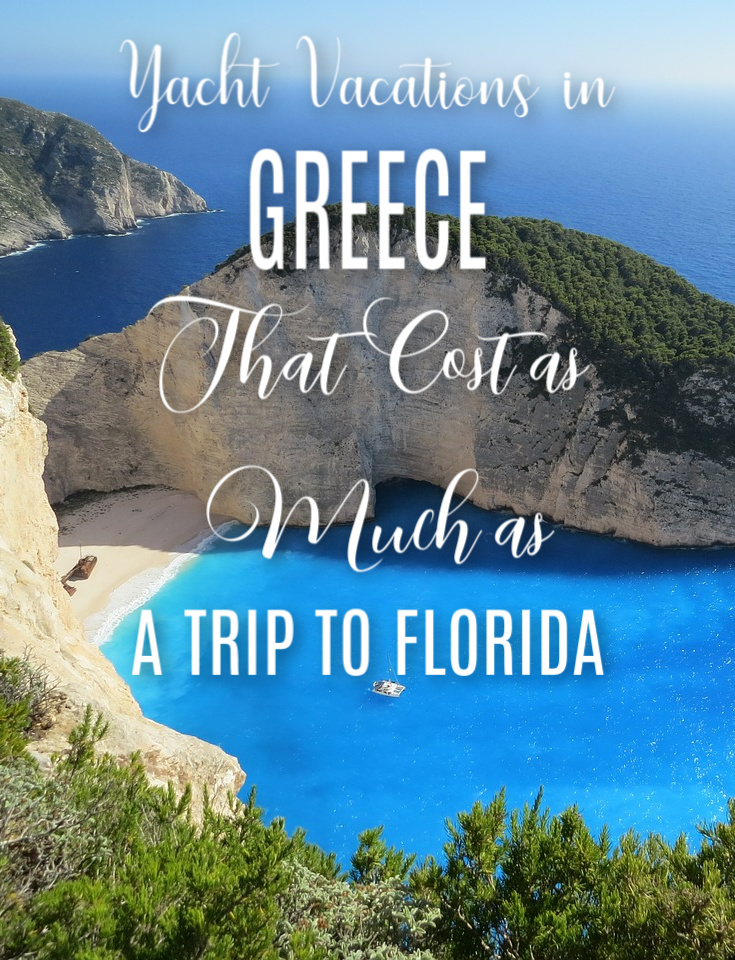 Yacht Vacations Things to Do in Greece