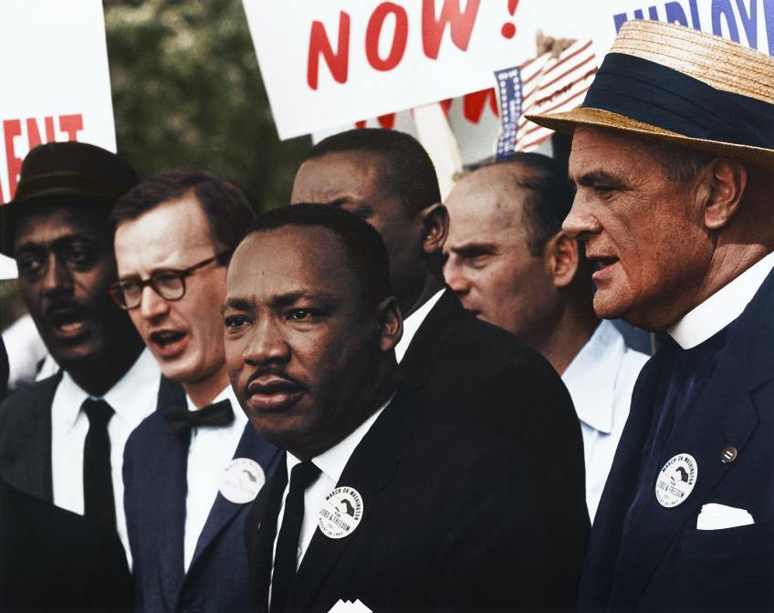 Atlanta MLK history