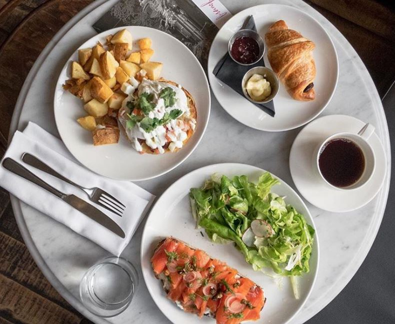 best places to eat in Hamilton, the french