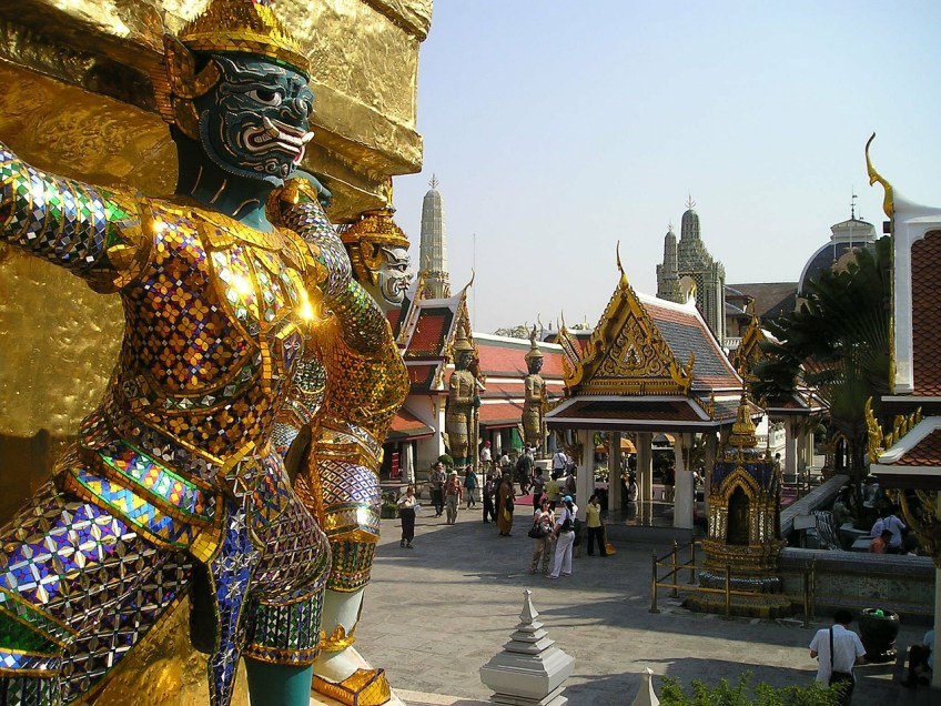 Travel to Thailand in summer, Bangkok