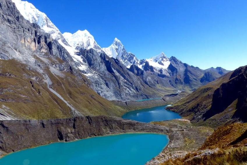Pack for travel to Peru, huayhuash Peru